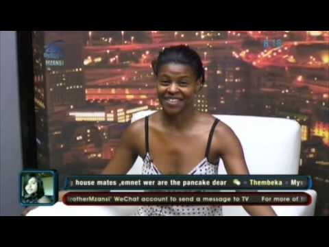 who is iris from big brother mzansi dating