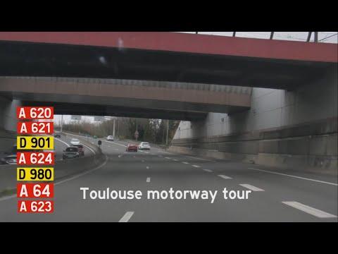 [F] Toulouse motorway tour