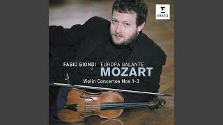Violin Concerto No.3 in G major K.216: II. Adagio