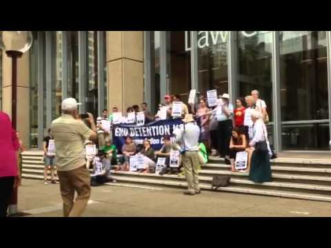 Let Faisal stay. New South Wales Supreme Court 23.12.13