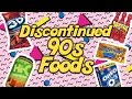 Discontinued 90s Foods Saturday Morning Replay