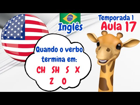 NÍVEL 4 - AULA 6 - INGLÊS PARA INICIANTES from YouTube · Duration:  17 minutes 54 seconds