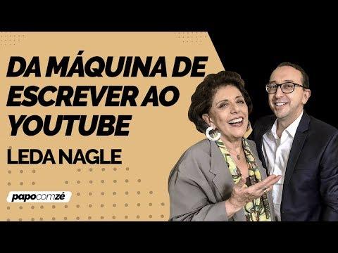 LEDA NAGLE: FOI DEMITIDA APÓS 40 ANOS DE TV E AGORA BOMBA NO YOUTUBE