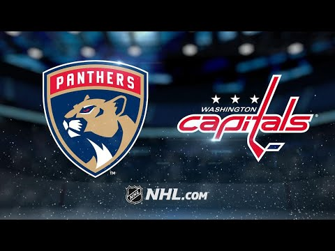 Reimer, Trochek lead Panthers to 4-1 win against Caps