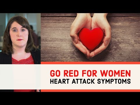 Go Red for Women | Heart Attack Symptoms