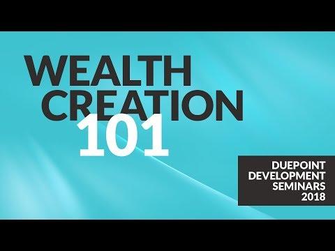 Wealth Creation 101