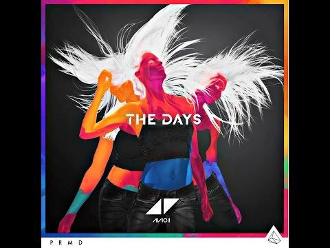 Avicii The Days Instrumental (FLP+MP3+MIDI)