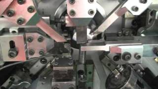 6mm cnc 12 axis wire former model cmm 12 600rw