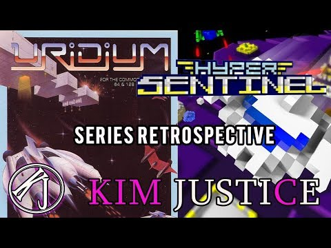 Evolution from Uridium to Hyper Sentinel - A Series Retrospective - Kim Justice