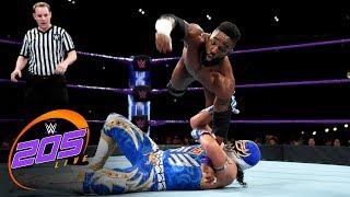 Cedric Alexander vs. Gran Metalik: WWE 205 Live, Jan. 30, 2018