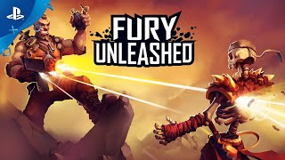 Fury Unleashed - Release Date Announcement Trailer | PS4