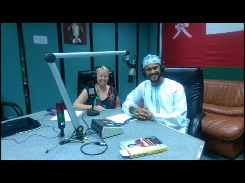 Knowledge Talks (November 1st 2016) with Lisa Morgan on Oman is Home to Me