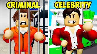 Criminal To Celebrity: A Roblox Movie (Brookhaven RP)