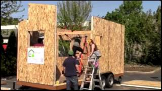 Building At The Tiny House Conference | April 2015 | Portland, Or