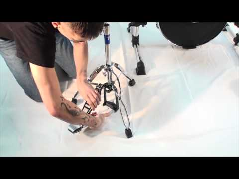 Absolute Music: How To Set-Up A Traps e500 Electronic Drum Kit