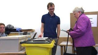 Bei der Bayern-Wahl zeichnet sich hohe Wahlbeteiligung ab