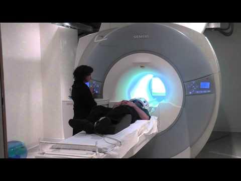 Emerging from MRI scanner, Eagleman Lab, Baylor College of Medicine