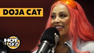 "Doja Cat Talks New Single ""Juicy"" + Origins Of 'Mooo' Record"