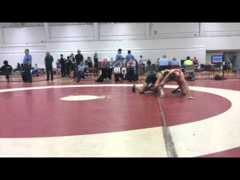 2015 Dino Invitational: 68 kg John Fayad vs. Lucas Hoffert