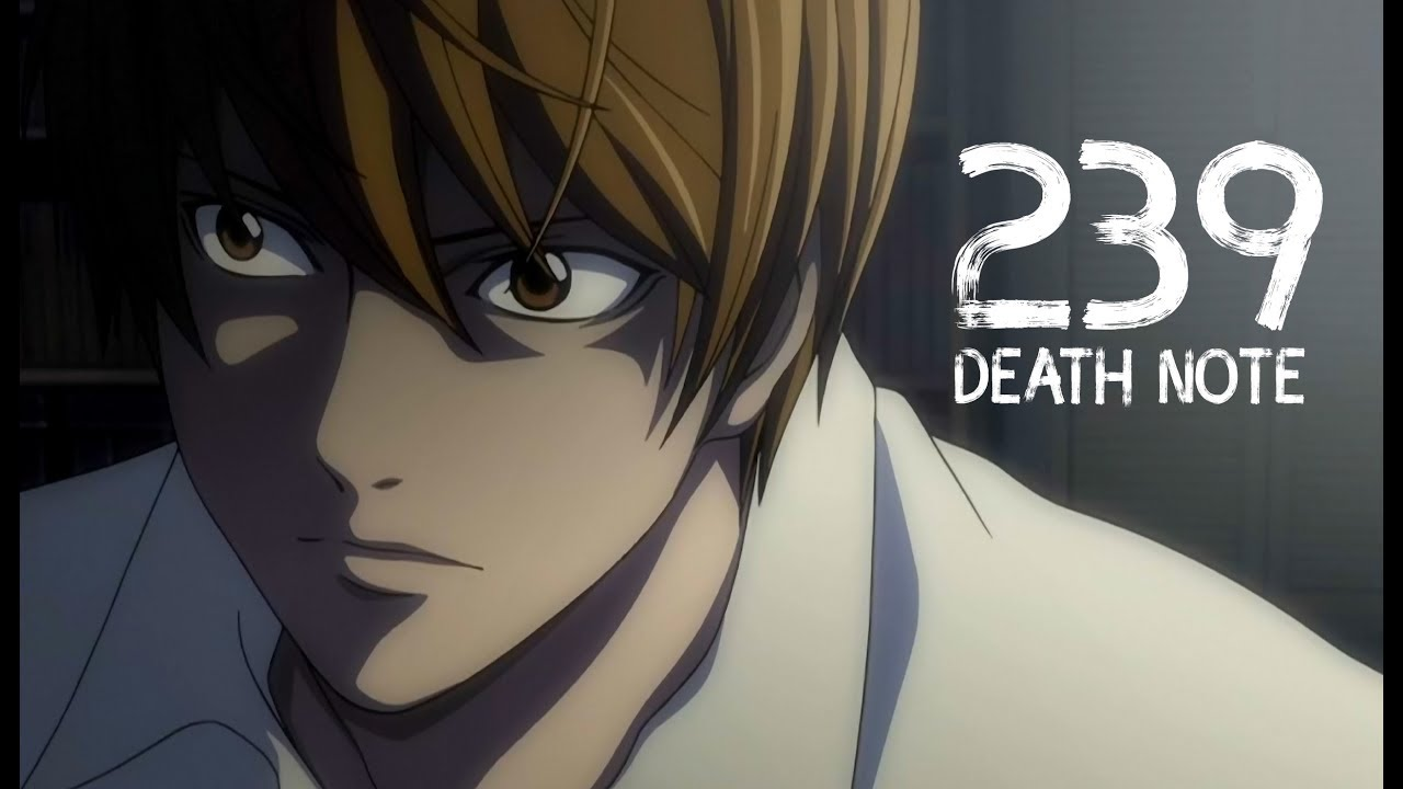 DEATH NOTE 923