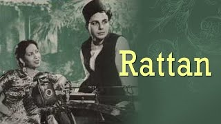 RATTAN (1944) Full Movie | Classic Hindi Films by MOVIES HERITAGE