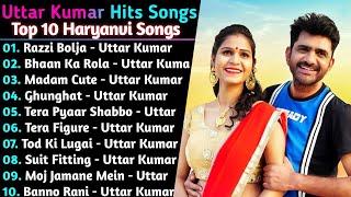 Uttar Kumar New Haryanvi Songs ||  New Haryanvi Jukebox 2021 || Uttar Kumar all Superhit Songs