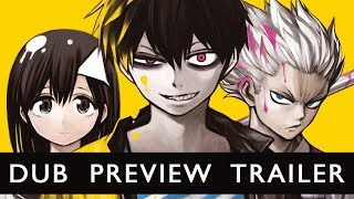 BLOOD LAD Anime - Official Dub Preview Trailer - Own it 9/2/14