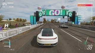 Forza Horizon 4 Livestream: Reached League 4 in Solo Ranked! Climbing towards League 3