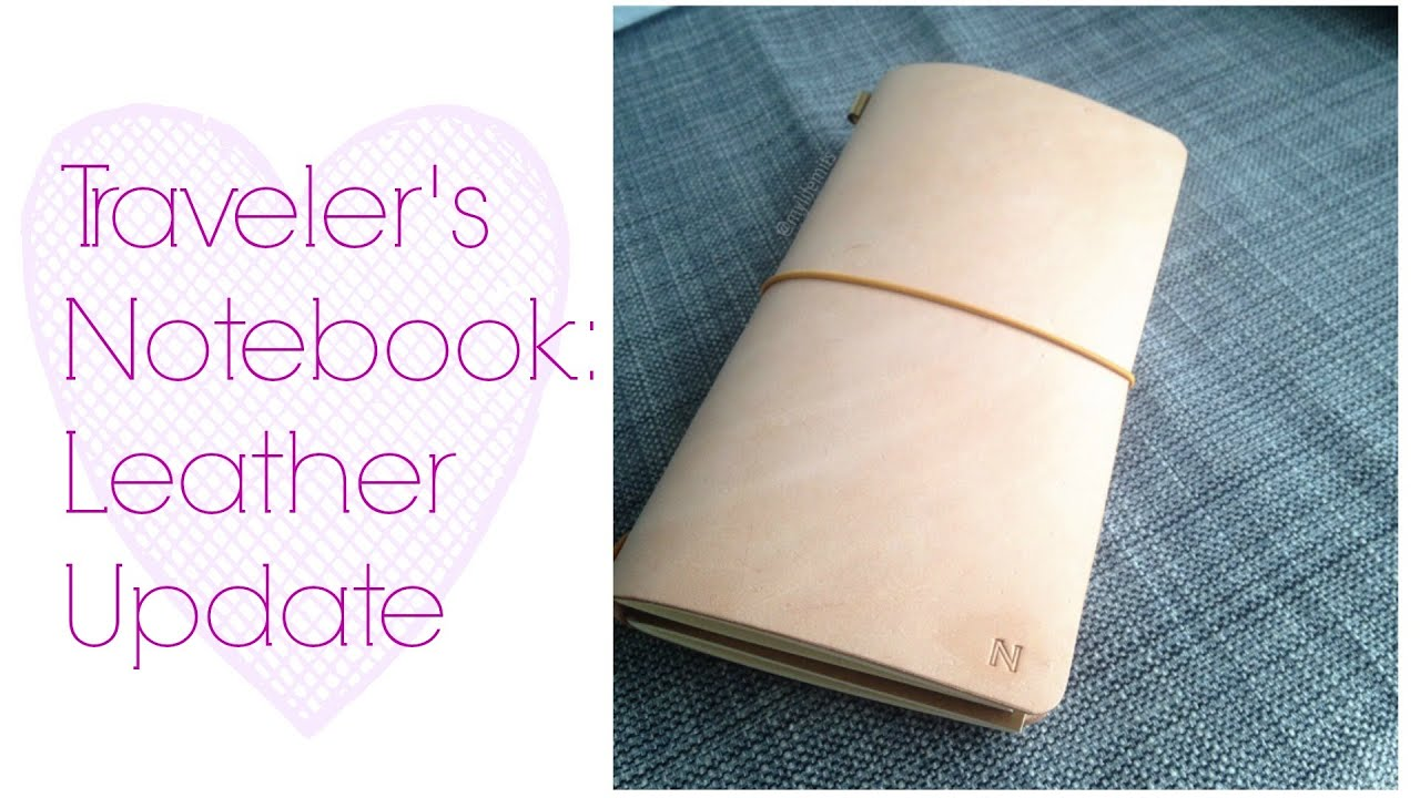 Where To Get Leather To Make A Traveler S Notebook