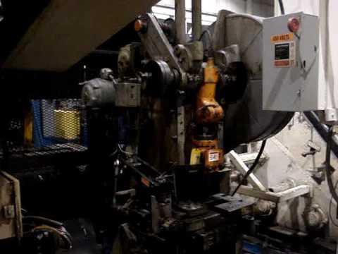 Stk# 1316 - 32 Ton Bliss Model 20-B High Speed OBI Press