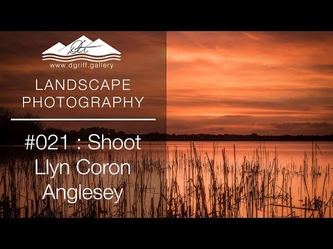 #021: Landscape Photography At Llyn Coron, Anglesey, North Wales