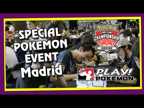 [Reportaje] SPECIAL POKEMON EVENT - Madrid 2017