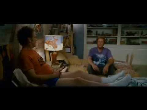 Step Brothers Will Ferrell Singing Let's Give 'Em Something To Talk About