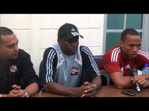 T&T vs Suriname post match comments