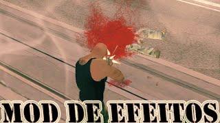 MOD - Overdose ( efeitos )