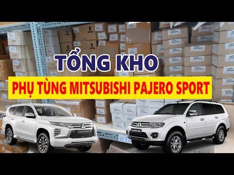 Phụ tùng Mitsubishi Pajero Sport