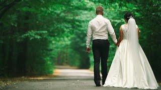 Красивое венчание