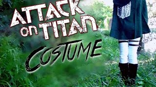 How to: Attack on Titan costume