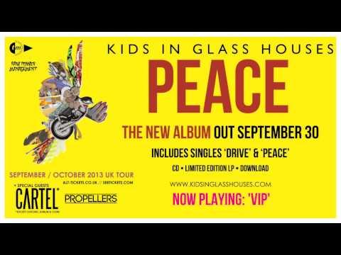 Kids In Glass Houses - Peace (FULL ALBUM STREAM)