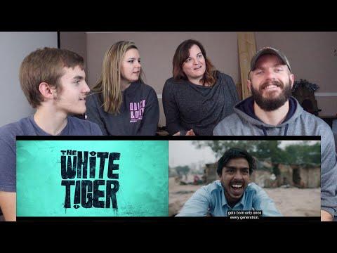 The White Tiger | Official Teaser Trailer REACTION!