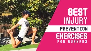 Best Injury Prevention Exercises for Runners