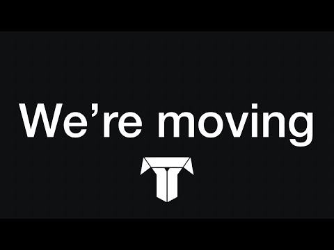 We're Moving. Here's Why