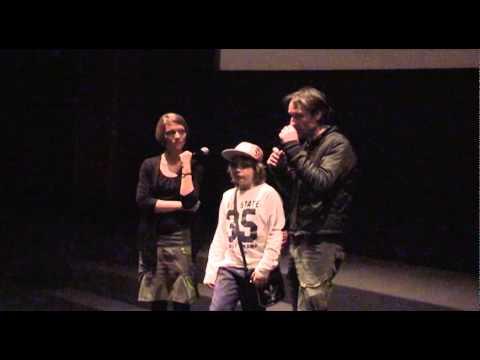 Kinodvor: Kauwboy: pogovor z režiserjem Boudewijnom Koolom in igralcem Rickom Lensom