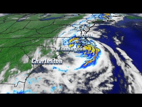 Hurricane Arthur's Fourth of July Impact