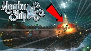 PIRATE SHIP CATCHES FIRE! - Abandon Ship Gameplay on Steam PC