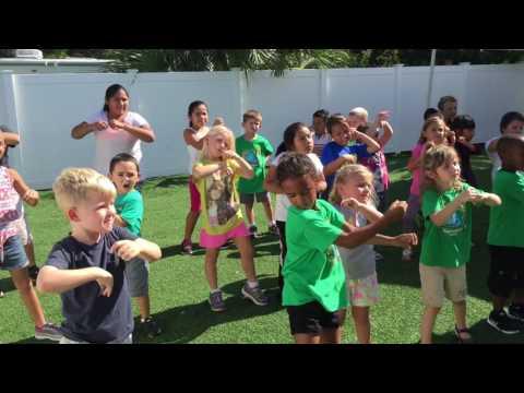 Grace Community School of Naples Park — Better When I'm Dancin'