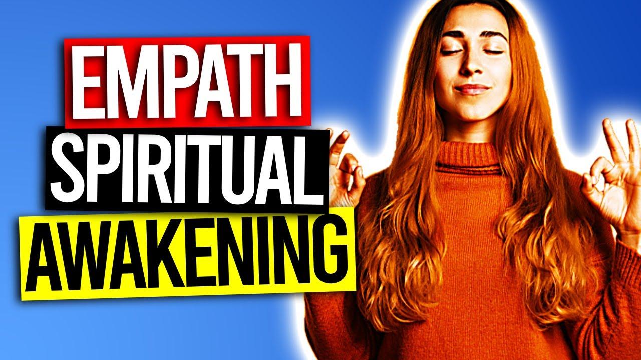 10 Signs Of An EMPATH SPIRITUAL AWAKENING