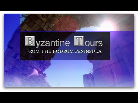 Byzantine Tours from the Bodrum Peninsula