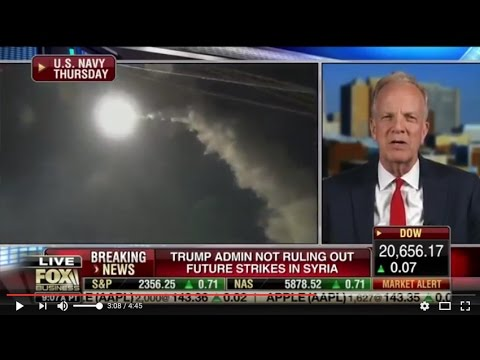 Sen. Moran Discusses Tax Reform, Missile Strikes in Syria with Neil Cavuto