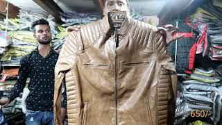 सबसे सस्ती जैकेट की मार्किट | Wholesale & Retail jacket Market in Delhi | Jacket Direct from Factory